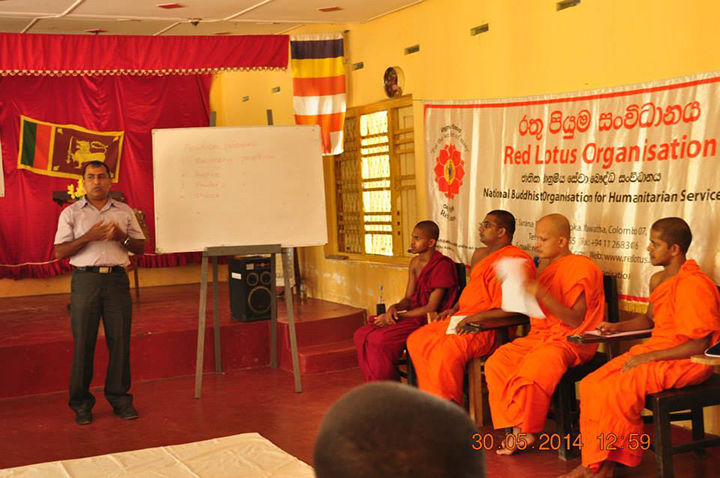 Red-Lotus-First-Aid-Training-Programme